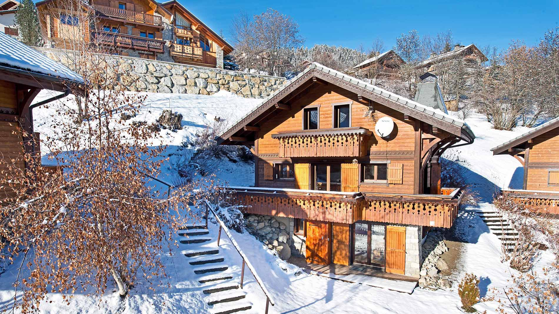 chalet jardin sauvage ii self catered chalet