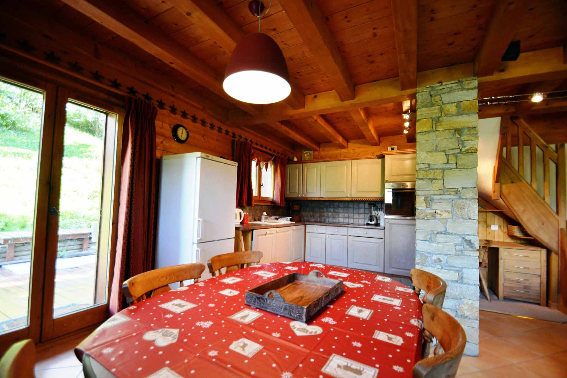 Chalet Jardin Sauvage I Self Catered Chalet